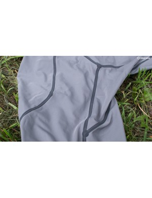 Gore-Tex Windstopper and taped seams equal real protection in tough weather conditions