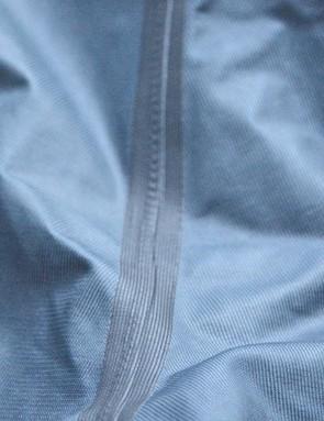 Taped seams increase the waterproofing