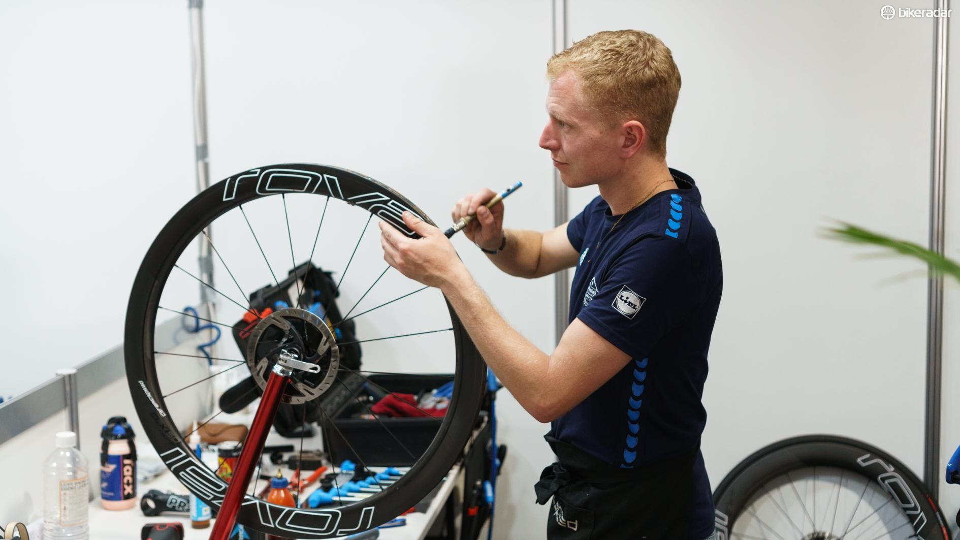 We've spent the last two weeks hassling the mechanics of the WorldTour to bring you this breakdown of the equipment used by teams in 2019