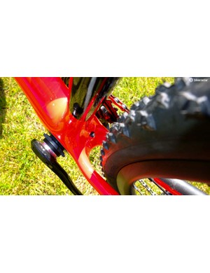 Specialized has stuck with a BB30 bottom bracket shell to fit its own current cranks, among others