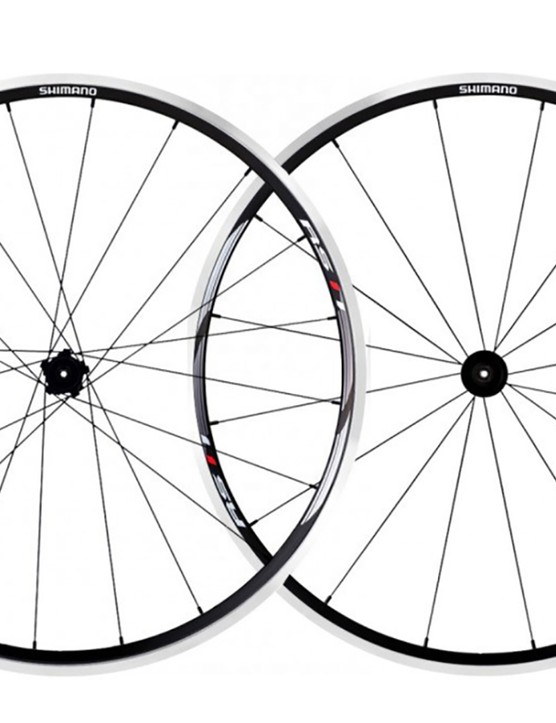 The RS11 wheelset is a durable budget option