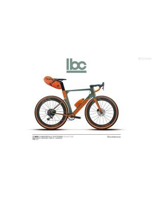 A bikepacking aero bike? Sure, why not.