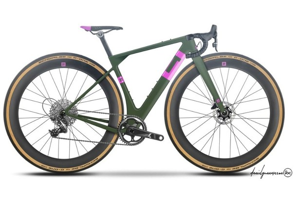 This 36er 3T Exploro concept is lovably odd