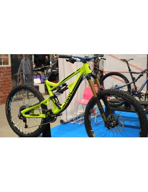 The revised Rose Bikes Soul Fire looked pretty tasty, it's now 650b along with other structural revisions