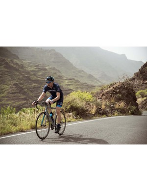 Taking the Shamal Ultra C17s on another mountainous ride