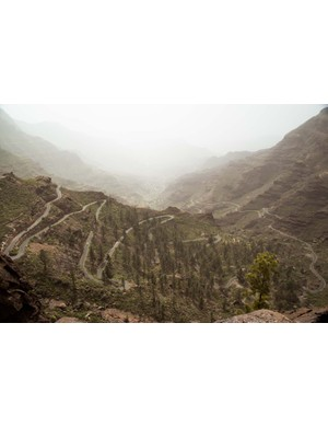 Gran Canaria is a fantastic place to test some new wheels