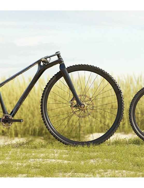 Your 29er is now obsolete. Now more boasting about roll-over capabilities, I guess
