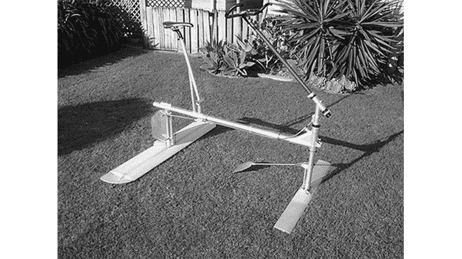 The early prototype of the Manta5