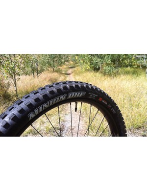 Burlier 27.5+ treads are starting to come to market