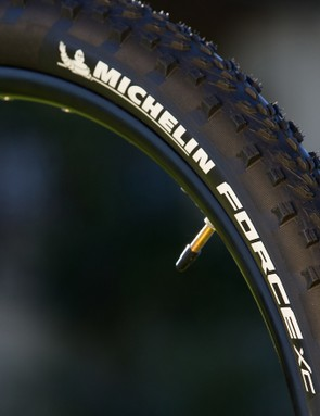 The Force XC is designed for the new breed of cross country riding and racing