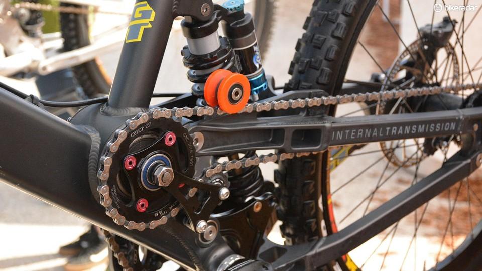 GT goes old school with original suspension bikes - BikeRadar