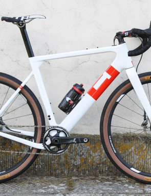 3T's first ever bike, the all-road Exploro