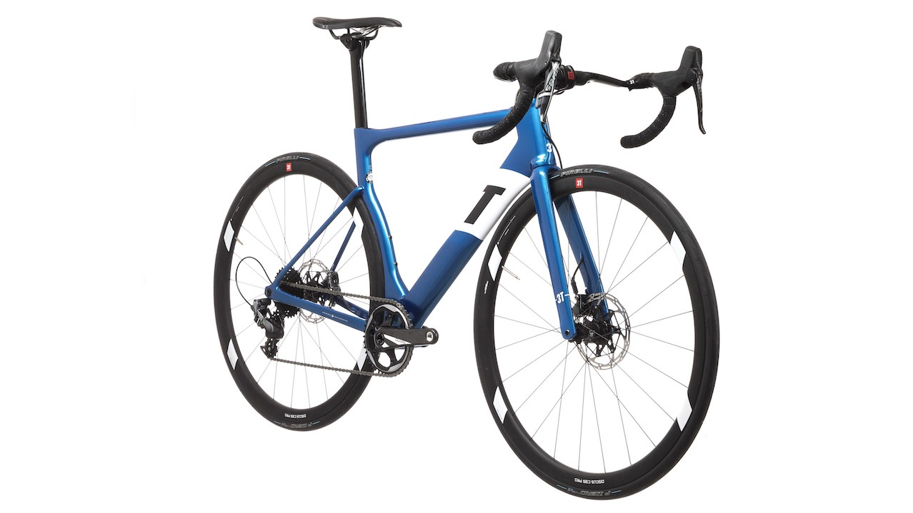 The Strada Pro is available as a complete bike with SRAM Force CX1 11-speed components
