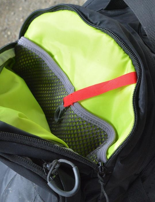 Organization is CamelBak's strong suit and the Toro 14 delivers