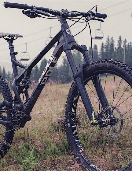 Evolink 150 Enduro bike