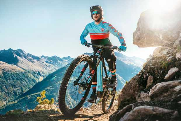 The new Mondraker Level is the brand's most aggressive e-MTB offering so far