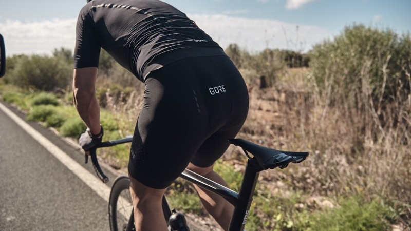 Many pads go walkabouts once you start shifting around on the bike