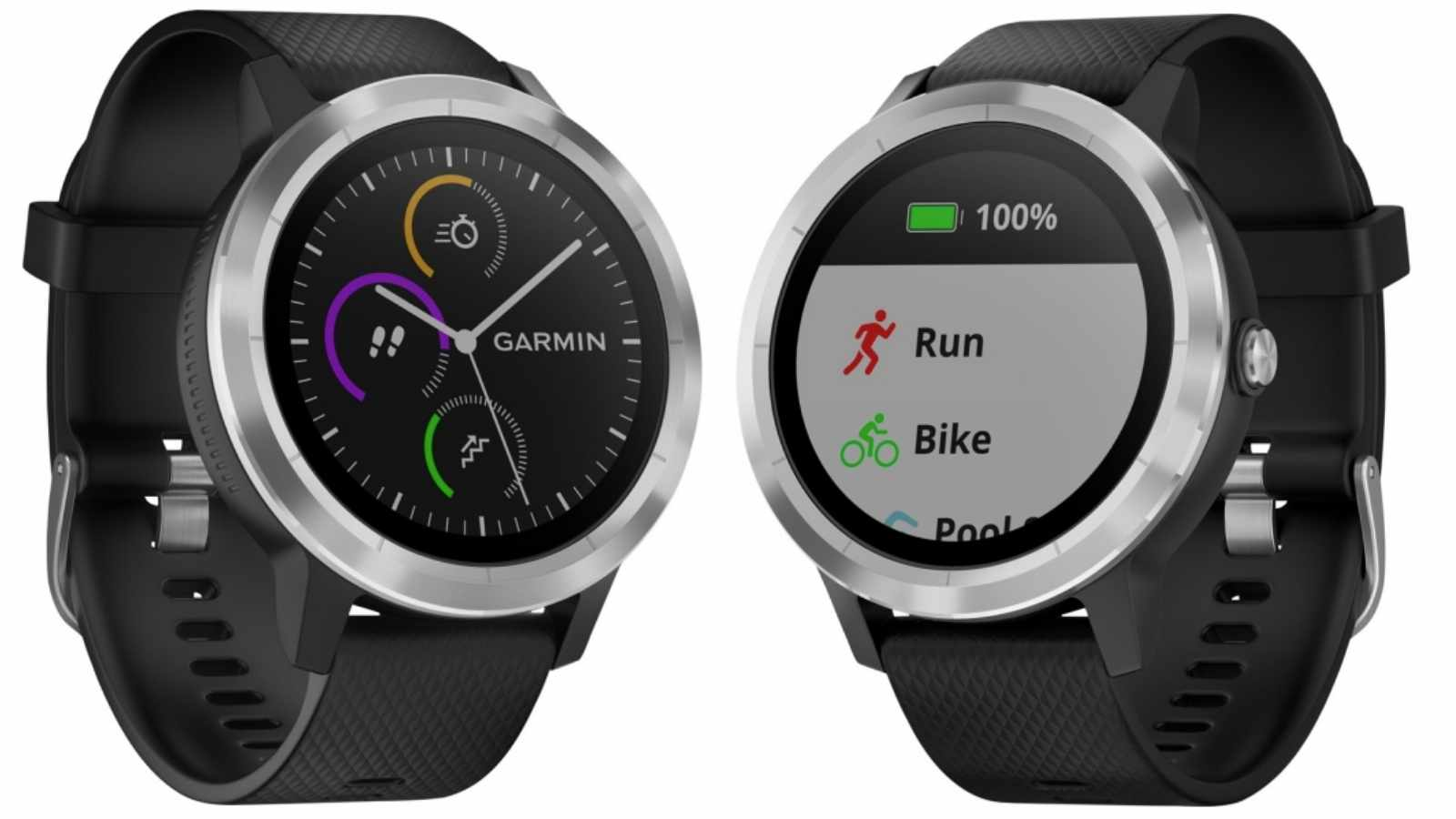 The Garmin Vivoactive 3 is a great SmartWatch for those looking to track progress without getting bogged down in data