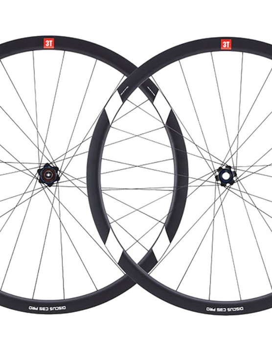 3T Discus C35 Pro wheels are ideal for training or all-conditions racing