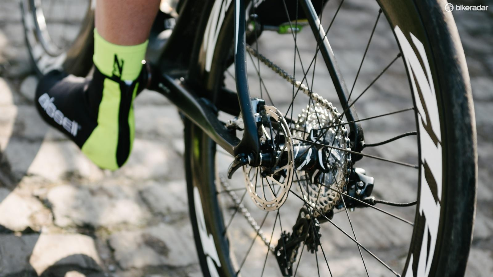 Road disc brakes made a limited appearance in pro racing in 2016, but everyday riders have more choice now than ever