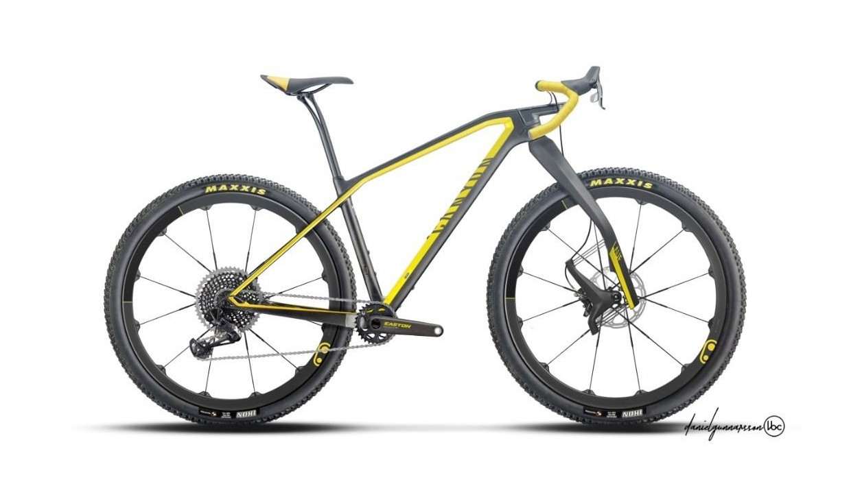 This wild monster cross concept immediately caught our eye