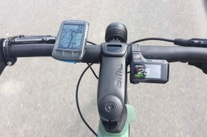 Setting off from Zurich with a GPS route to the hotel loaded on a Wahoo unit felt quite liberating