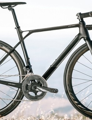 SpeedX Unicorn is a lightweight road bike aimed at the endurance riding market