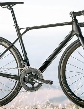 SpeedX Unicorn is a lightweight road bike aimed at the endurance riding market