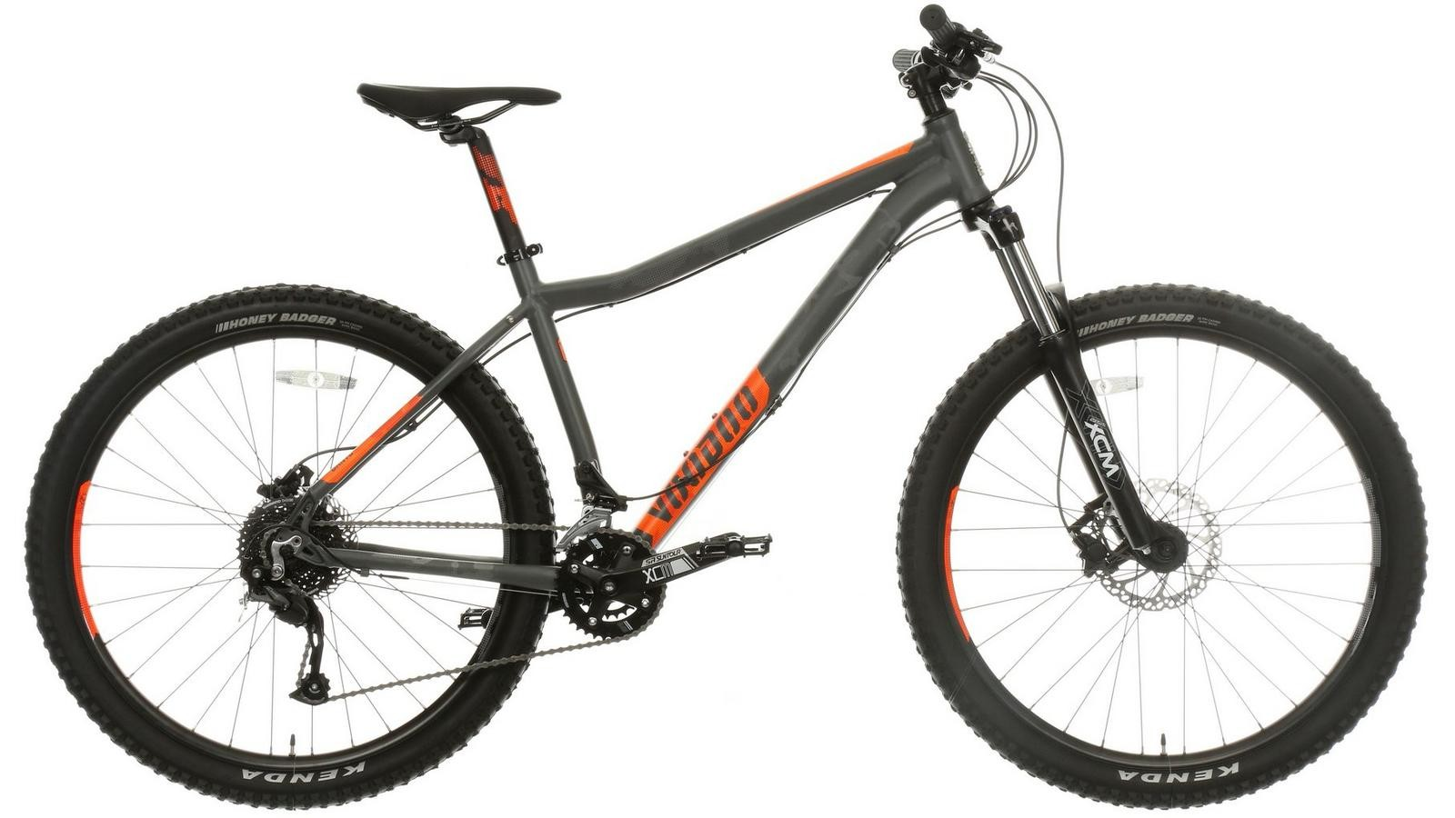 This could be a great beginner's mountain bike