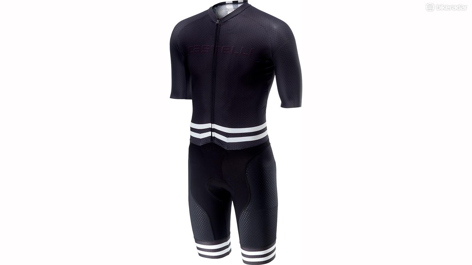 Castelli's Sanremo 4.0 speed suit