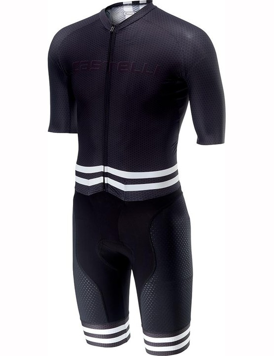 Castelli's Sanremo 4.0 speed suit