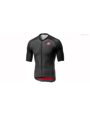 The Castelli Aero Race 6.0 jersey in dark grey