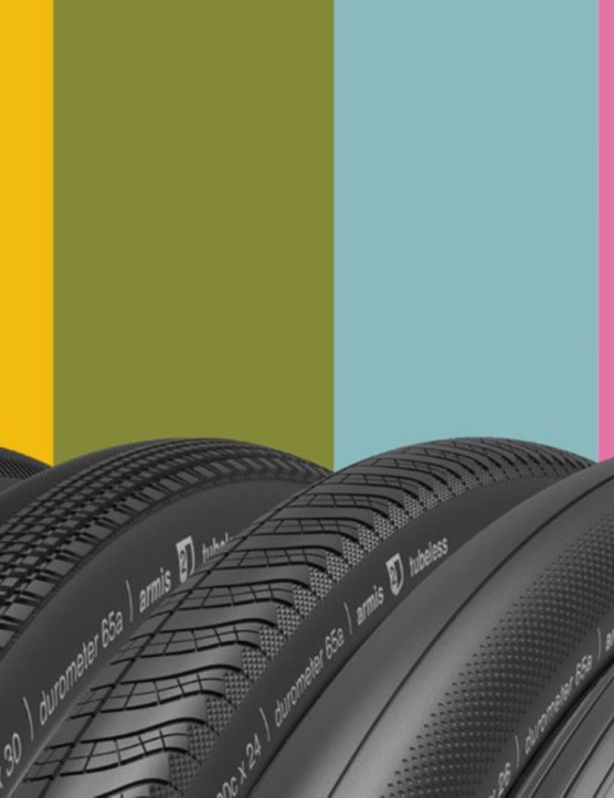 Ere Research has a new range of road tyres