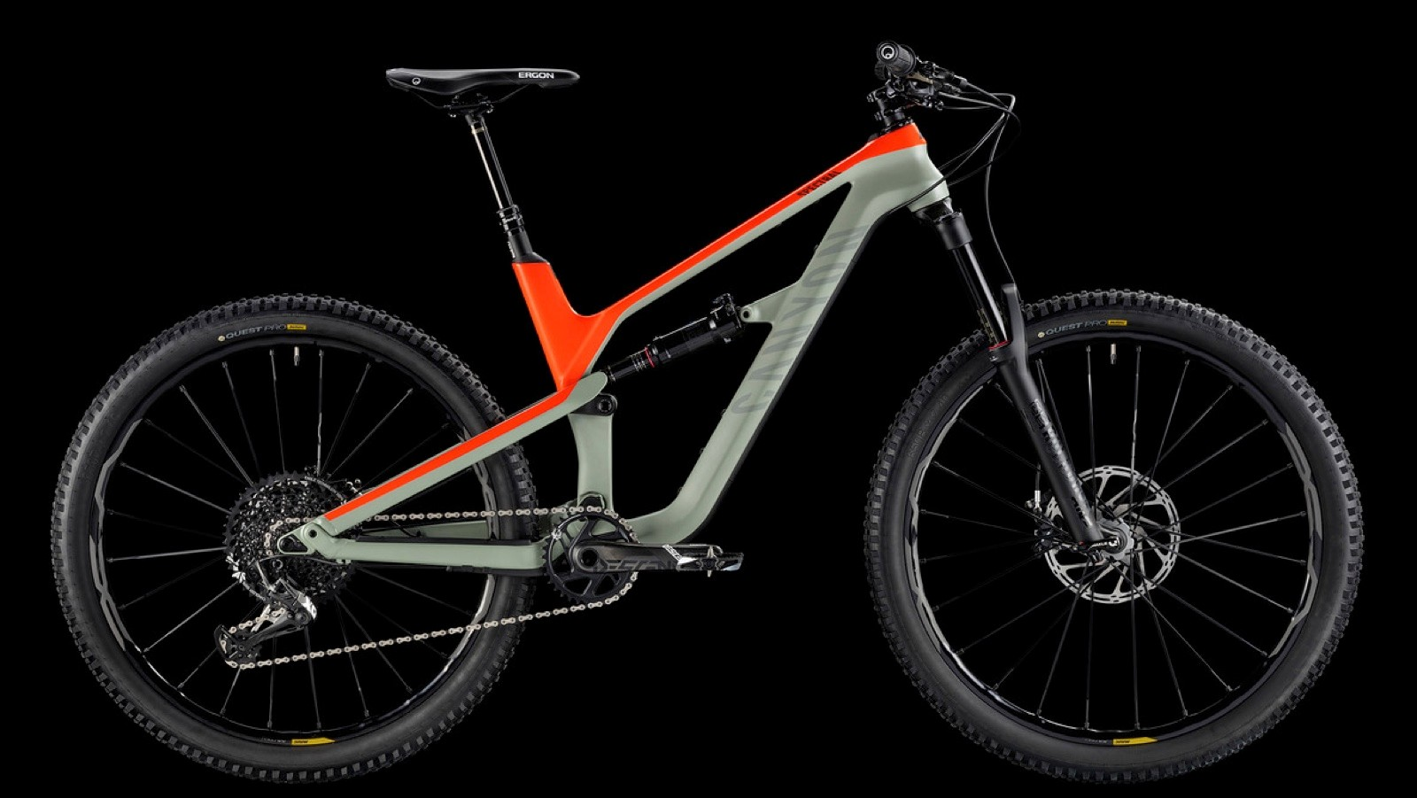 Canyon has issued a recall on select 2018 Spectral models
