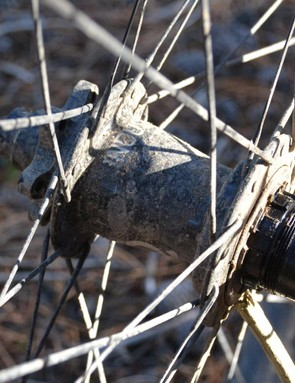 The wheels were used in every condition from dry, sandy desert to wet, monsoon rains
