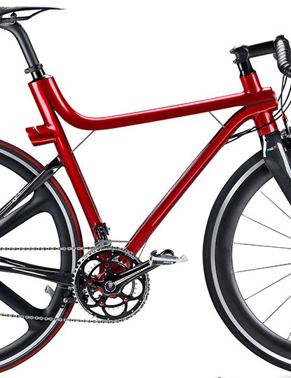Is it a road bike? Or a time trial machine? Or an urban commuter?
