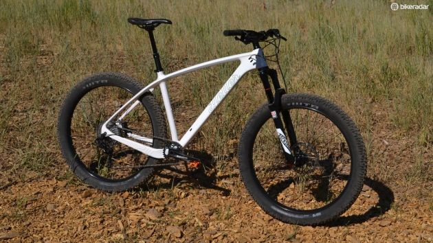 Here come the new kids. Are bikes with plus size tires the enemy of fat bikes?