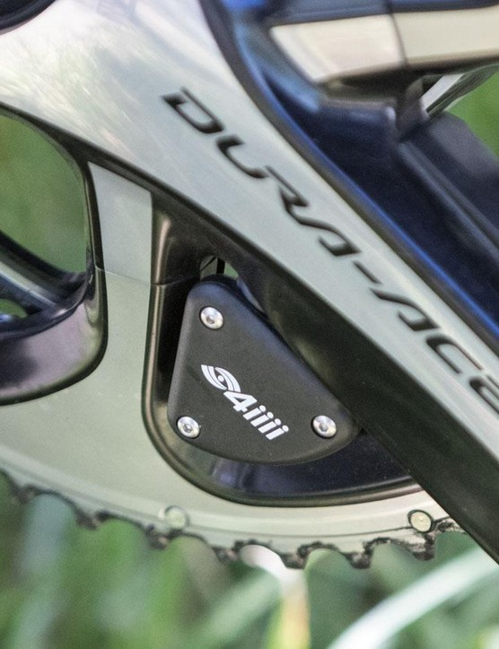 The 2016 Santos Tour Down Under reveals another surprise - 4iiii power meters on the bikes of Etixx Quick-Step