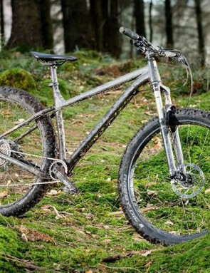 Norco's 27+ Torrent 7.2 excels on a wide variety of ups and downs