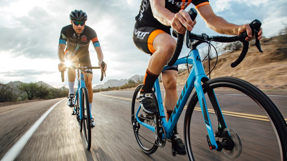 Racking up road bike miles? The Vault wants that