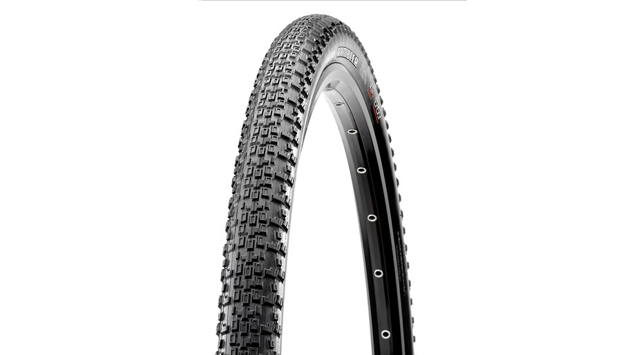 Maxxis's Rambler gravel tire bumps down in size with a 38mm offering