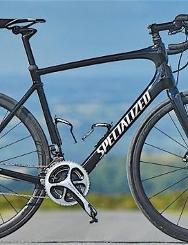In addition to the unique bump-absorbing seatpost, Specialized's Roubaix has a tiny suspension cartridge below the stem