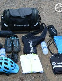 Keep the bag ready with at least one full set of ride kit