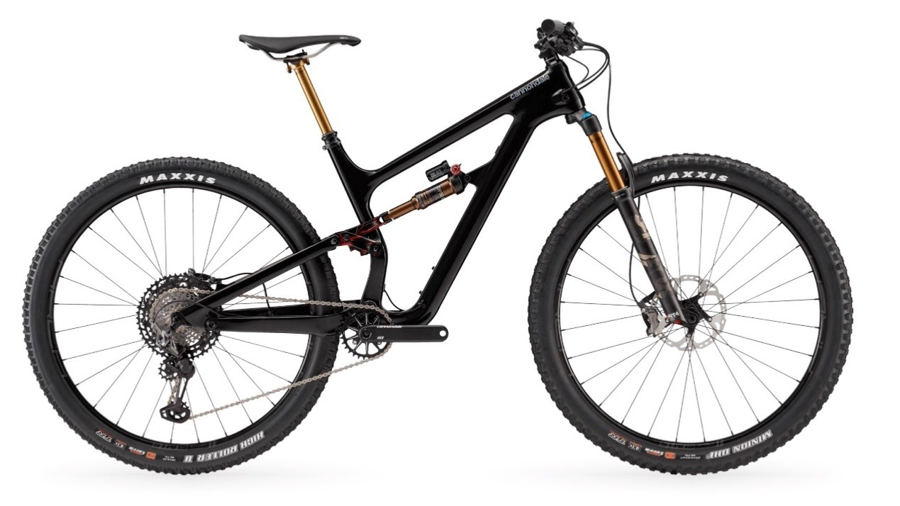 ... and tops out at £6,000 / $7,900 / €7,149 for the Habit Carbon 1
