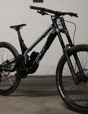 Norco's Aurum HSP is a fine example of the new breed of high-pivot downhill bikes