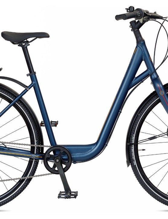The Joni is a low-step urban bike that's perfect for pootling around town