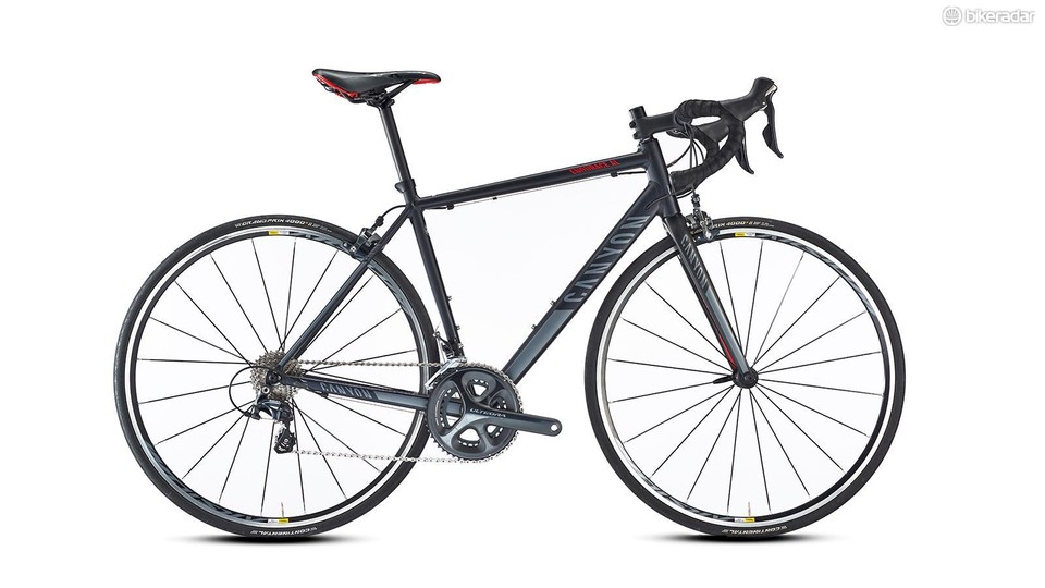 166e1910b51 The Canyon Endurace AL 7.0 is fantastic value for money