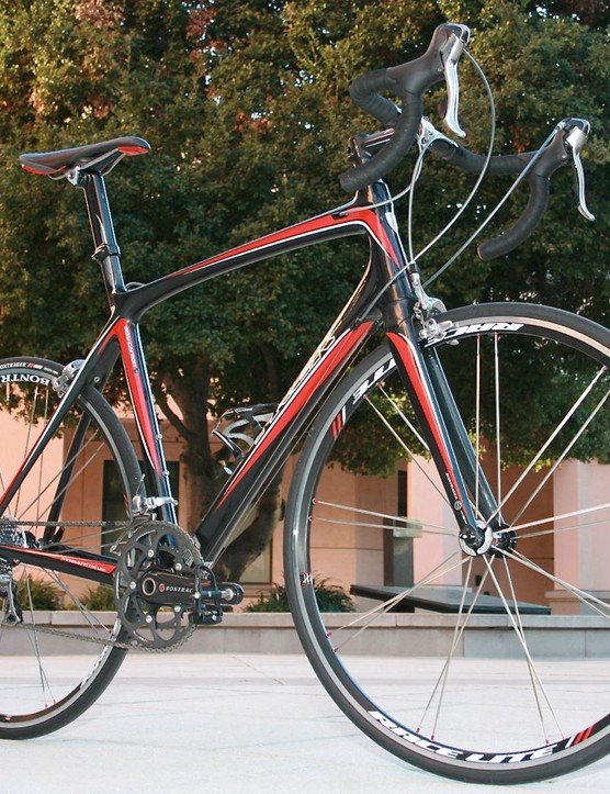 An ideal bike for riders looking for lightweight and functionality.