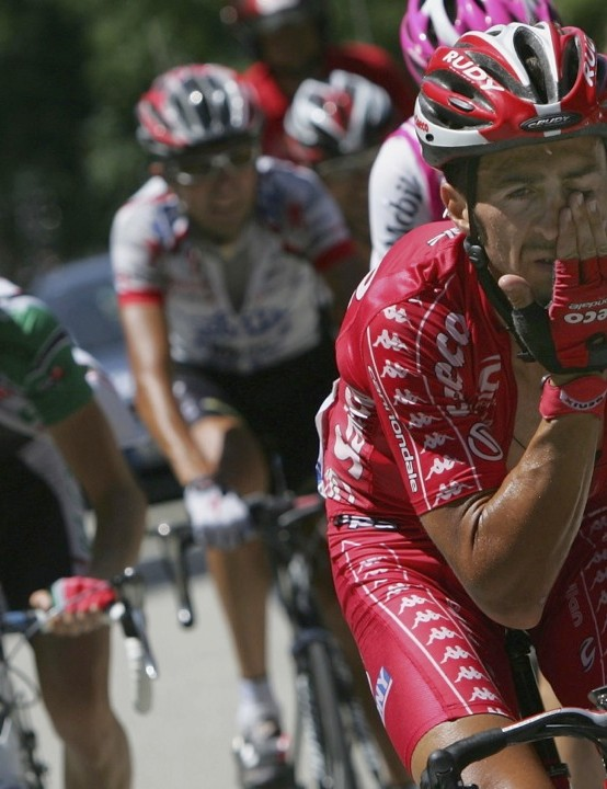 Keeping riders cool is an important area of research for clothing company Sportful