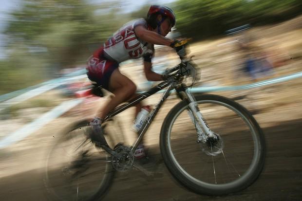 Mary McConneloug has made USA's mountain bike long team